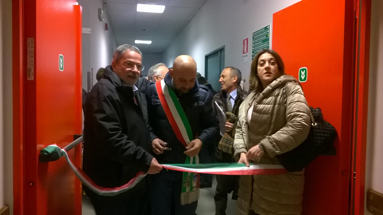 Inaugurazione polo odontoiatrico