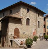 Biblioteca Comunale - facciata ingresso