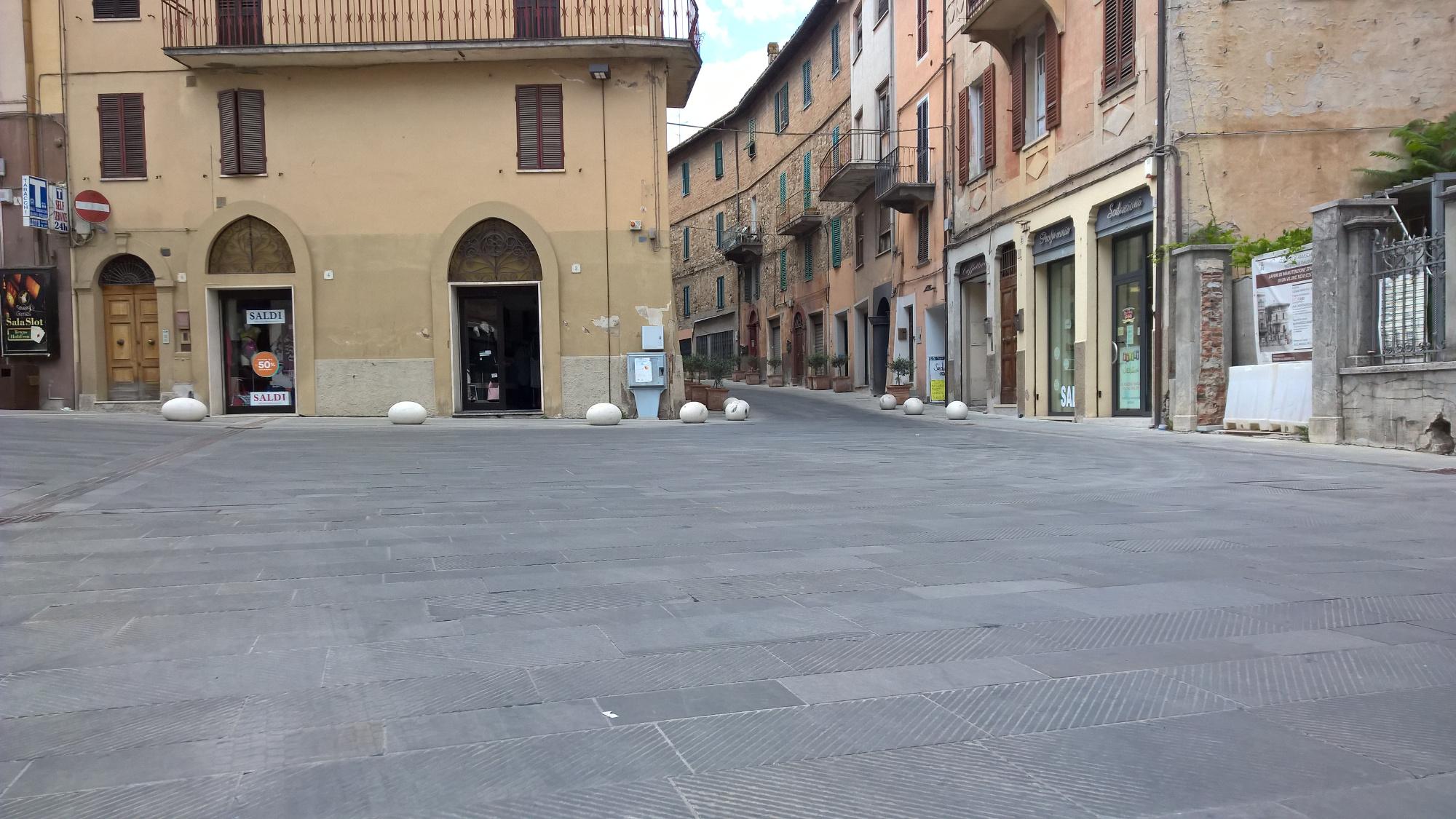 pavimento centro storico