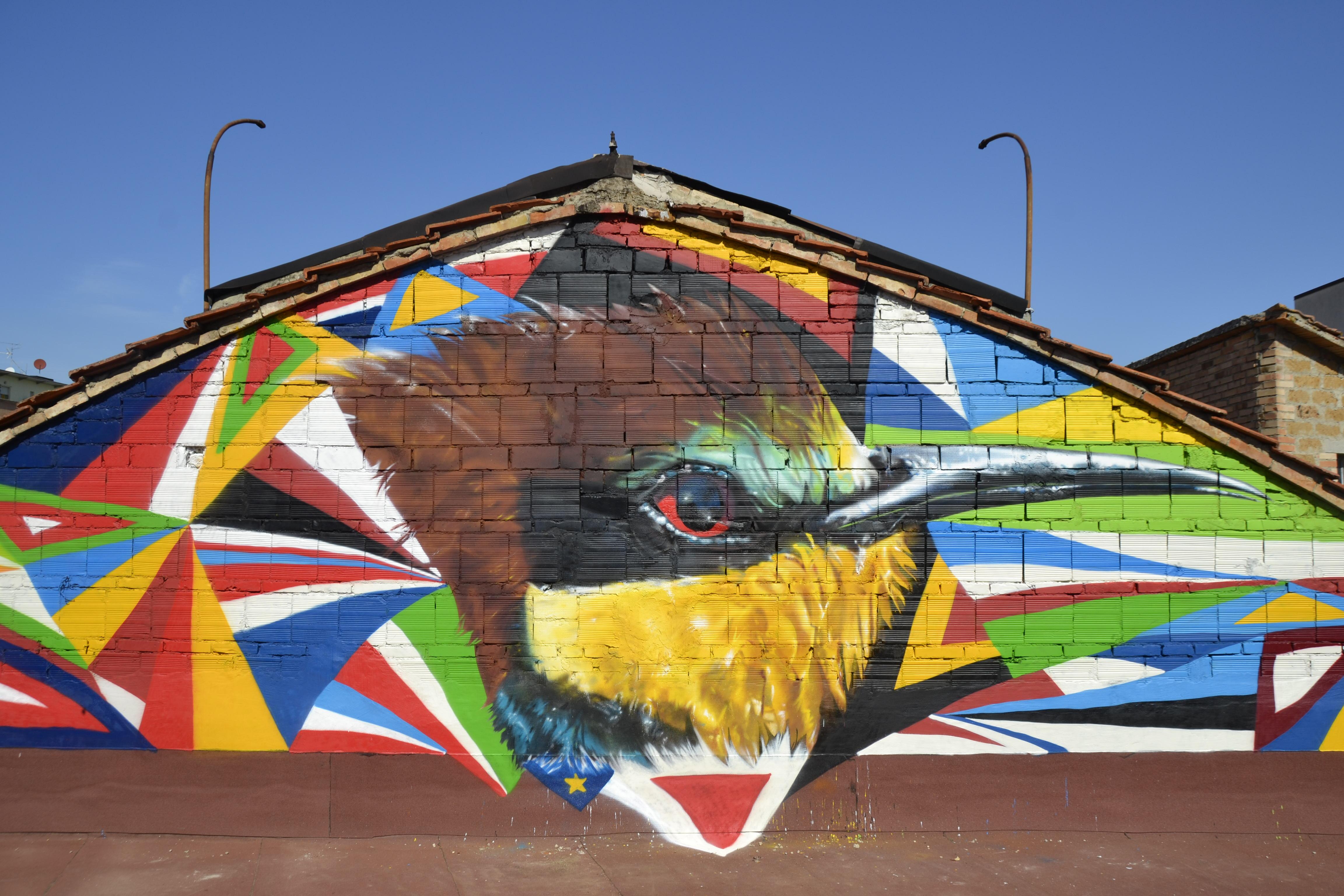 street art a Marsciano
