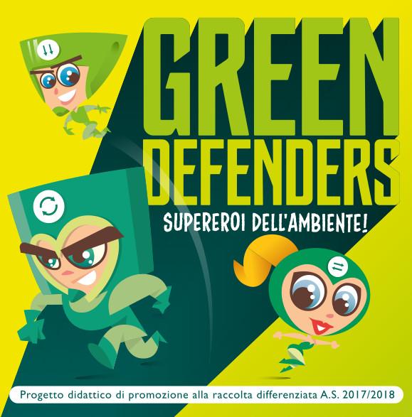 Progetto green Defenders
