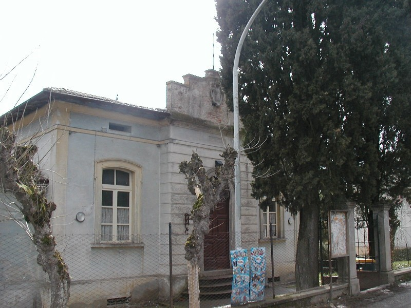Ex scuola elementare Olmeto
