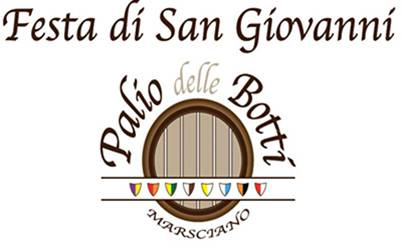 Logo Festa San Giovanni Palio Botti