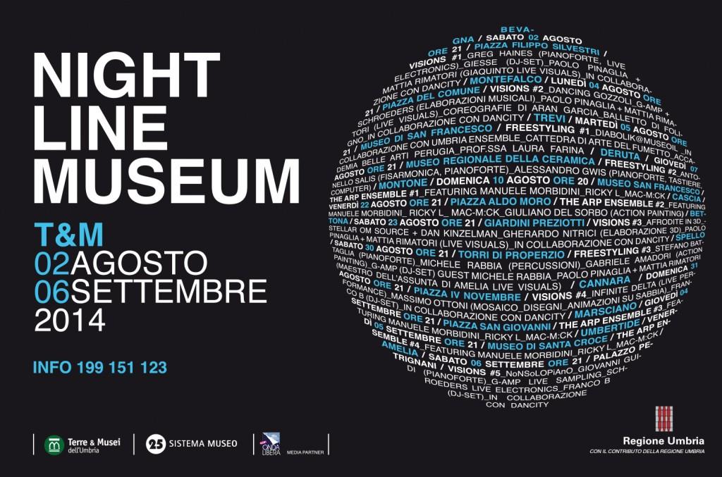 NigthLineMuseum