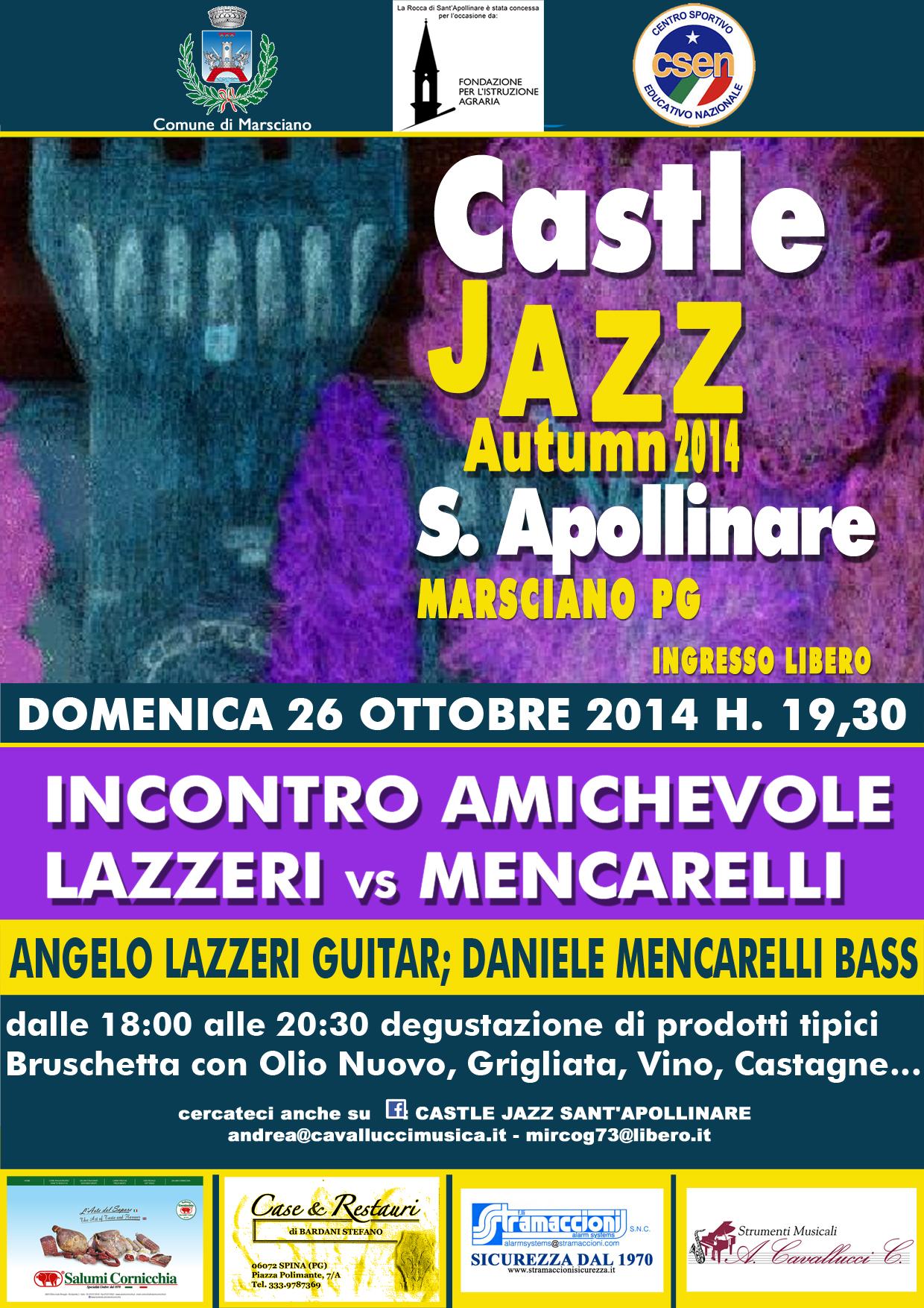locandina_castle_jazz_ottobre_2014