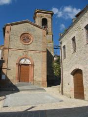 Pieve Caina - Chiesa