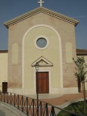 Castello delle Forme - Chiesa