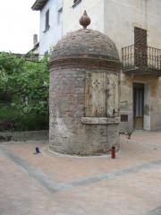 Castello delle Forme - Pozzo