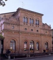 Marsciano facciata Teatro Concordia