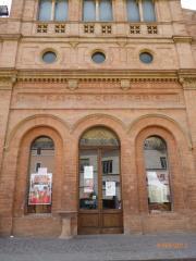 Marsciano ingresso Teatro Concordia