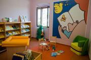 Biblioteca  - stanza bambini